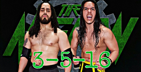 The debut of of a new tag team! They have just laid out an open challenge to any team on 3-5-16 #TheMFPW