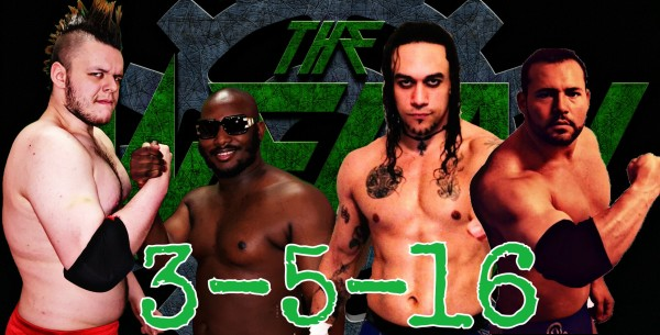 Can Paid in Full continue the hot streak & make the most of their first title match! Ever! #TheMFPW