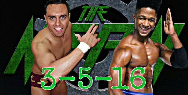 LSG vs Anthony in the Super Sonic Division! #TheMFPW