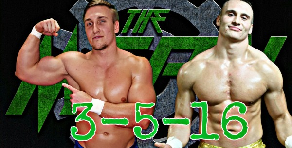 Cody Vance faces off against Clutch Adams. His toughest challenge thus far! #TheMFPW