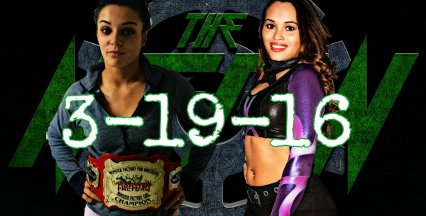 Their last match ended in a half hour time limit draw! Deonna Purrazzo puts The MFPW Girl's Championship up for grabs against her hated rival, Miranda Vionette!